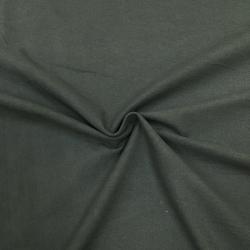 Фланель плательная, 145 см, однотон темно-серый №18