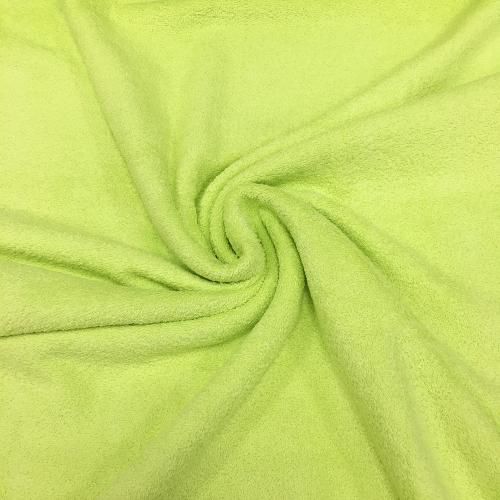 Махра двухсторонняя, 160 см, цвет зеленый