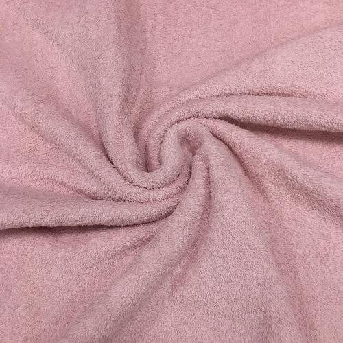 Махра двухсторонняя, 160 см, цвет пудра