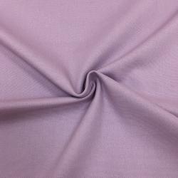 Канвас однотонный, 10 унций, 150 см, светло-фиолетовый №34