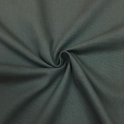 Канвас однотонный, 10 унций, 150 см, серый №4