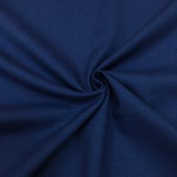 Канвас однотонный, 10 унций, 150 см, темно-синий №10