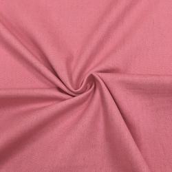 Канвас однотонный, 10 унций, 150 см, розовый №27
