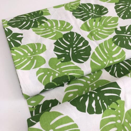 Полулён, 150 см, зеленые листья