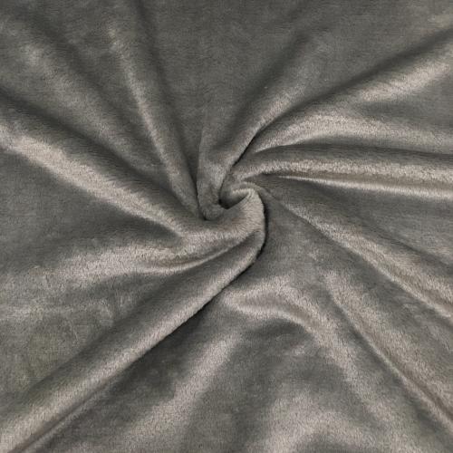 Велсофт двусторонний, 180 см, серый