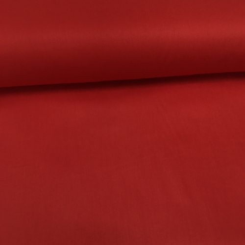 Ранфорс, 240 см, красный однотон №80