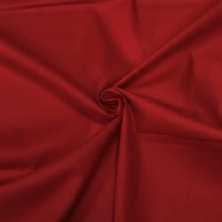 Сатин хлопок, 160 см, красный однотон