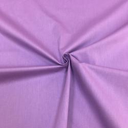 Сатин хлопок, 160 см, фиолетовый однотон 30024