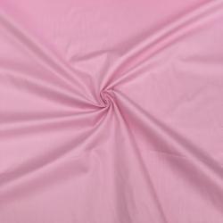 Сатин хлопок, 160 см, розовый однотон №23