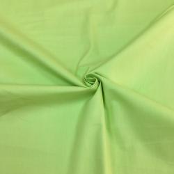 Сатин хлопок, 160 см, светло-зеленый однотон №31