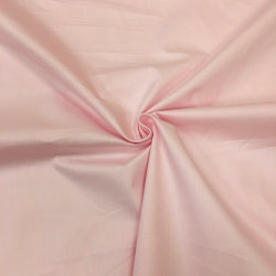Сатин хлопок, 160 см, молочно-розовый однотон №8