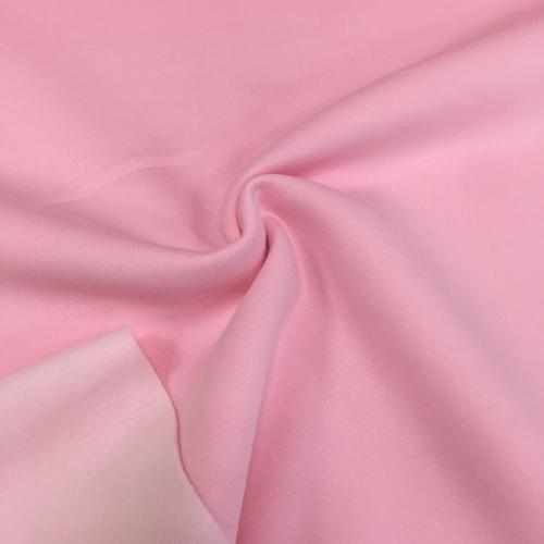 Футер 3-х нитка с начесом, цвет 09-01, нежно-розовый