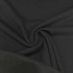Футер 3-х нитка с начесом, цвет №12, черный