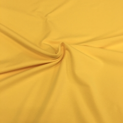 Футер 2-х нитка с лайкрой, цвет 05-03, ярко-желтый