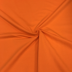 Футер 2-х нитка с лайкрой, цвет 06-01, оранжевый