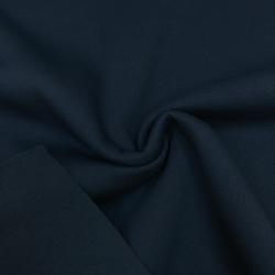 Футер 3-х нитка с начесом, цвет №4, темный индиго