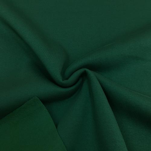 Футер 3-х нитка с начесом, цвет №8, жухлая зелень