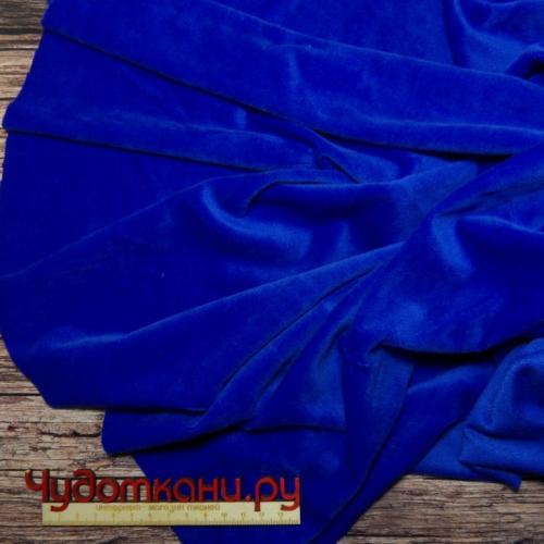 Велсофт гладкий, темно-синий №30