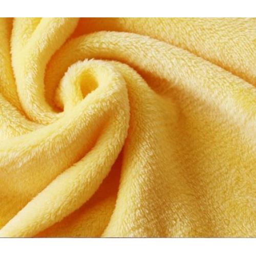 Велсофт двусторонний, 180 см, желтый