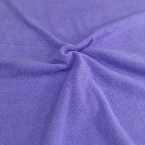 Флис, 160 см, сиреневый цвет №21