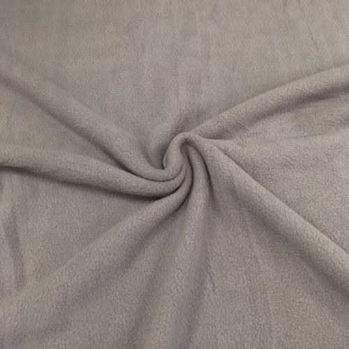 Флис, 160 см, светло-серый цвет №27