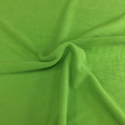 Флис, 160 см, зеленый цвет №17