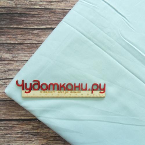 Сатин хлопок, 160 см, голубо-сиреневый однотон(компаньон оленей)