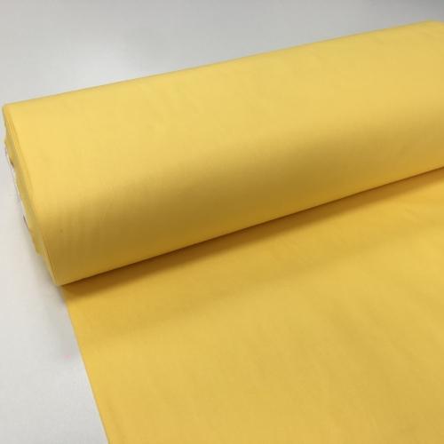 Ранфорс, 240 см, желтый однотон №19
