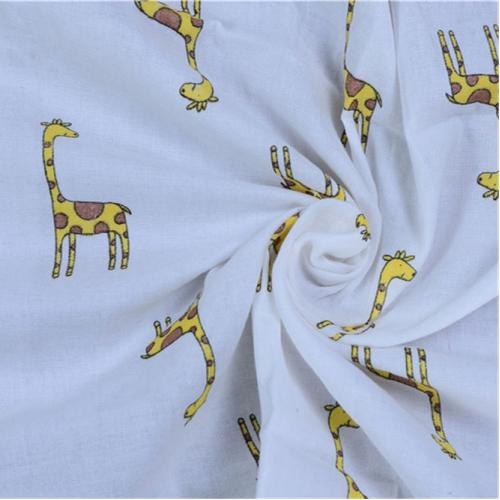 Муслин, 150 см, жираф