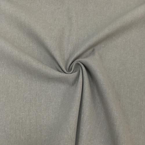 Полулён, 150 см, светло-серый однотон №12