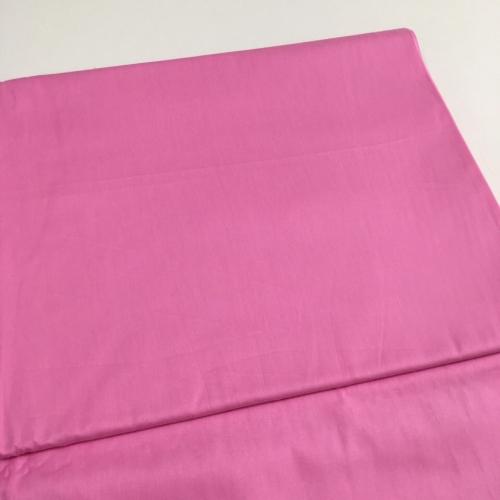 Ткань хлопок, 160 см, ярко-розовый однотон